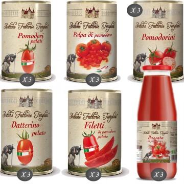 Set Pomodori Pelati