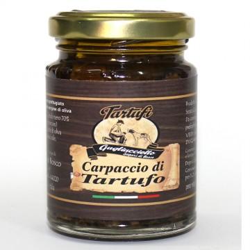 Carpaccio di Tartufo Nero...