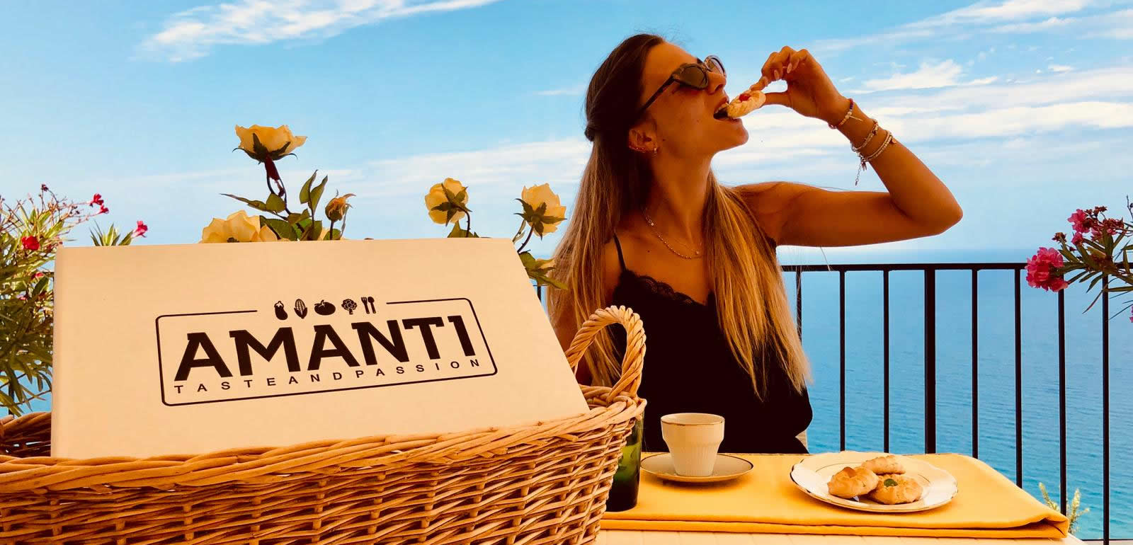 Amanti - Taste and passion